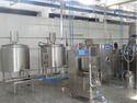 Ice Cream Making Plant