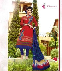 Embroidery Salwar Set