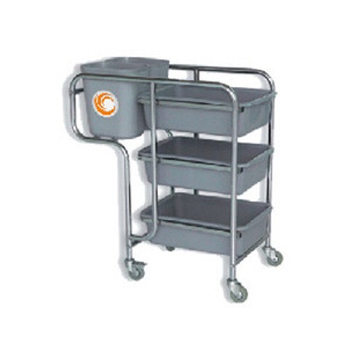 Factory Utility Cart: Utility Carts Manufacturer From Surat