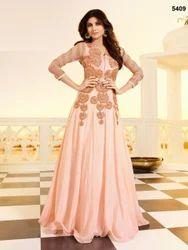 Exclusive Georgette Designer Anarkali Suit