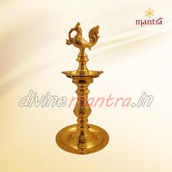 Annam Lamp with Base