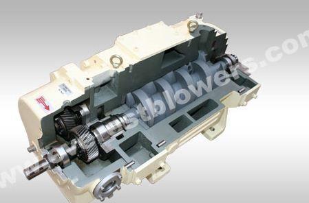 Vacuum Divine Dry Screw Vacuum Pumps Manufacturer From