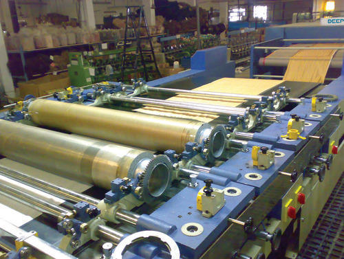Textile Processing Machinery Rotary Screen Printing