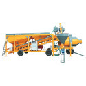 Fully Automatic Reversible Drum Batching Plant