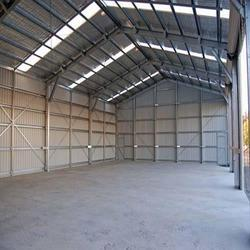 Industrial Structural Sheds