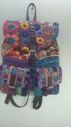 Rajasthani Back Pack Bags