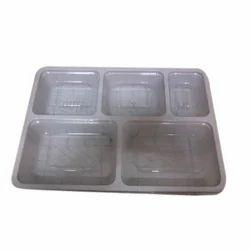 Plastic Food Packaging Tray