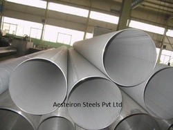ASTM A778 Gr 302 Round Welded Tube