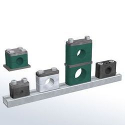 Rail Nut Type Series Clamps