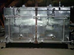 Steam Drum Heating  Oven