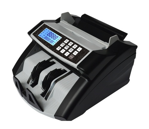 Sw- Black Lcd Pro Currency Counting Machine