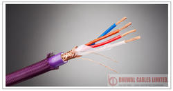 PTFE Braided Cable