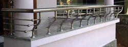 Stainless Steel Designer Handrails