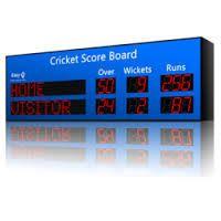 LED Display Score Board