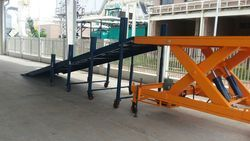 Ramp Mobile Scissors Lift