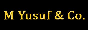 M Yusuf & Co.