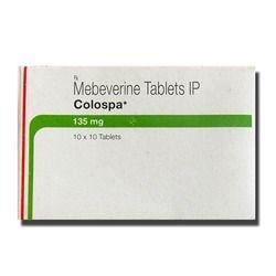 Mebeverine Tablets Ip Colospa