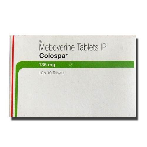 Mebeverine Hydrochloride Tablets