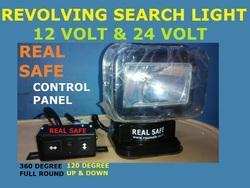 Revolving Search Light
