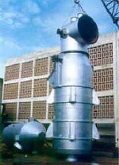 steel making equipment rh vacuum degassing vessel manufacturer  bhilai