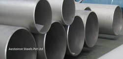 ASTM A778 Gr 301 Round Welded Tube
