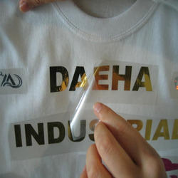 Heat Transfer Sticker for Garment