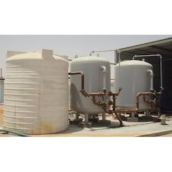 Raw Water Treatment Services