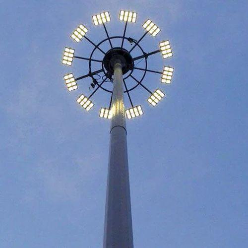 Led Flood Light For High Mast: Signage High Mast System Manufacturer