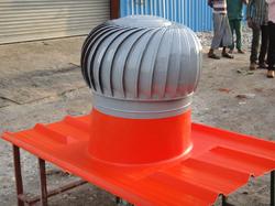 FRP Base Turbo Ventilator Fan