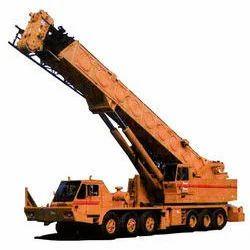 hydraulic crane hiring services