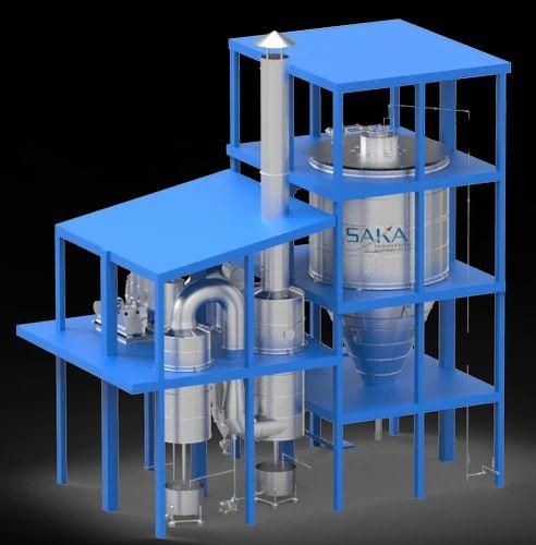 Co-Current Flow Spray Dryer