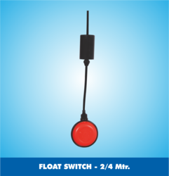 Float Switch - 2/4 Mtr.