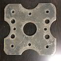 Flower Base Plate