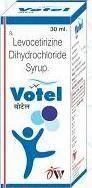 Levocetirizine Dihydrochloride Syrup