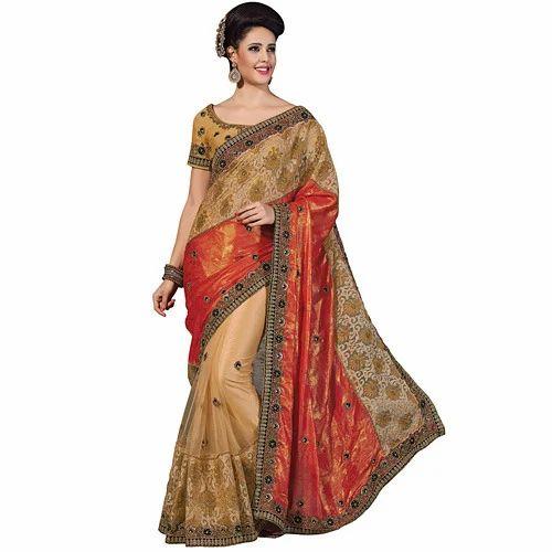 Bridal Sarees Elegant Bridal Saree Exporter From New Delhi