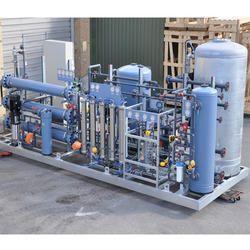 Water Filtration Skids