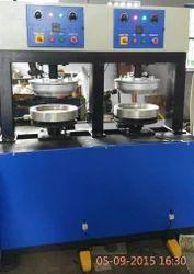 Areca Plate Making Double Die Machine
