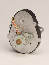 Miniature Stepper Motor With Pear Shaped Gearbox