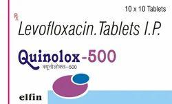 Levofloxa 500mg Tablet