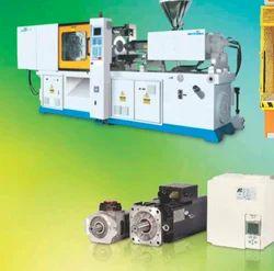 Plastic injection moulding machine repair manufacturer for Servo motor repair near me