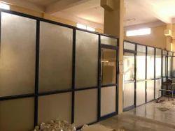 Aluminium Partition Fabrication Services