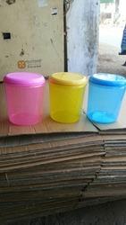 Plastic Containers set 7kg