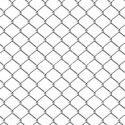 Vector Chain Link Fencing for Playing Ground
