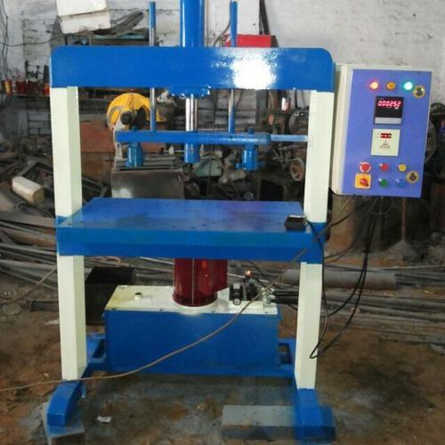 Hydraulic Paper Plate Making Machine - Semi Hydraulic Paper Plate Making Machine Manufacturer from New Delhi & Hydraulic Paper Plate Making Machine - Semi Hydraulic Paper Plate ...