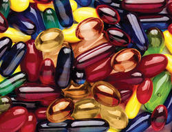 Cholecalciferol IU Vitamin D3 Capsules