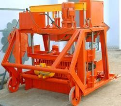 10 Block Egg Laying Type Solid Block Making Machine- SHM117