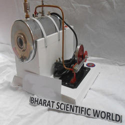 Steam Engine Working Model