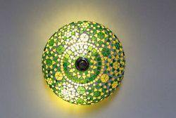 Ceiling Mosaic Lamp