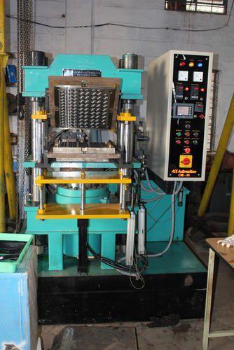 PLC Control Rubber Moulding Press