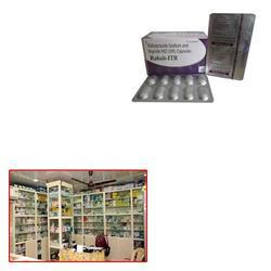 Pharmaceutical Capsule for Medical Store